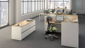 Circular Office Desk Payback Office Desks U0026 Storage Solutions Steelcase