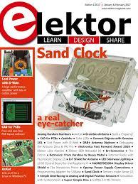 elektor 2017 01 02 pdf light emitting diode vacuum tube