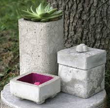 diy concrete garden ornaments do it your self