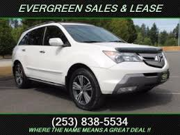 Used Acura Sports Car For Sale Used Acura Mdx For Sale In Tacoma Wa 98402 Bestride Com