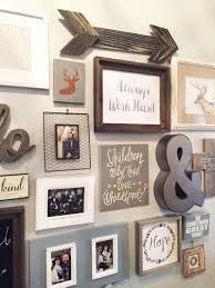 How To Hang Prints 170 Family Photo Wall Gallery Ideas Gallery Wall Walls And