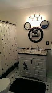 mickey mouse bathroom ideas disney bathroom idea for a disney themed bathroom the