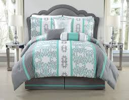 Teal And Grey Bedding Sets Modern Beautiful Grey Bedding Sets King Lostcoastshuttle Bedding Set