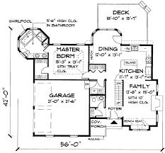 cape house floor plans not your ordinary cape cod 3756tm architectural designs