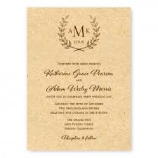 wedding invitations with pictures wedding invitations the american wedding