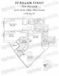 Ritz Carlton Toronto Floor Plans by 100 Toronto Floor Plans Harbour Plaza Residences 90 Harbour