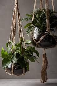 60 best decors images on pinterest macrame plant hangers indoor