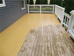 american style decks resurfacing with acrylic coating deck paint