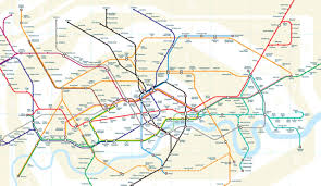 New York Tube Map by The London Tube Map Redesigned For A Multiscreen World Co Design