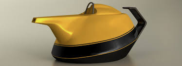 renault symbioz house and autonomous celebrates 40th anniversary of formula 1 with yellow teapot tribute