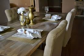 dinner party ready lots of lovely including dining room table