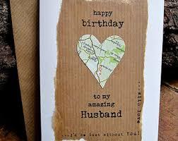 fiance birthday card etsy
