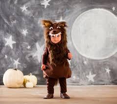 werewolf costume pottery barn kids