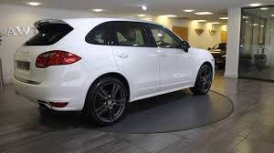 porsche cayenne 2016 white porsche cayenne white with black lawton brook youtube