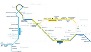 vancouver skytrain map maps yaletown where begins