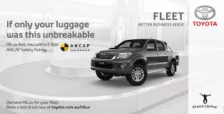 car ads 2016 toyota outdoor advert by mercerbell hilux carousel ads of the