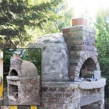Build Brick Oven Backyard by How To Build A 42 U201d Wood Fired Pizza Oven Northwest Renovation