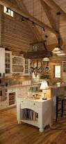 best 25 log home decorating ideas on pinterest log home living 72 log cabin kitchen ideas