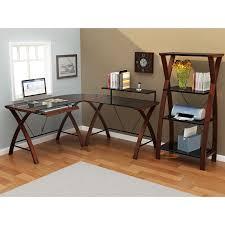 small computer desks white desk design cheap small l shaped
