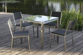Teak Stainless Steel Outdoor Furniture by Adorable 10 Garden Furniture Steel Decorating Inspiration Of