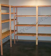 Storage Shelf Wood Plans by Woodworking Plans Garage Shelves Woodworking Workbench Garage