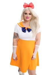 sailor moon sailor venus cosplay dress plus size topic