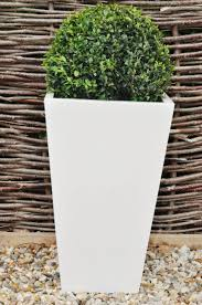 Ikea Plant Pots Articles With White Plant Pot With Wooden Stand Tag Flower Pot