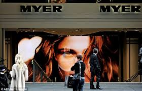 Myer Toaster Myer Opens Its First Topshop Concession Store After Investing A 25