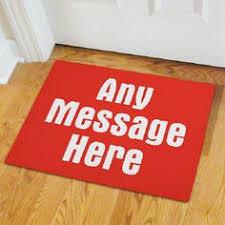 Wipe Your Paws Footprint Doormat Wipe Your Feet Doormat From Doormats On Gilt Decor Pinterest