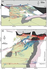Tamucc Map Structural Evolution Of Fault Zones In Sandstone By Multiple