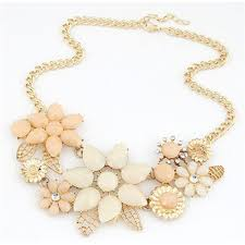 necklace trendy images Wholesale top fashion trendy power necklaces women resin collares jpg