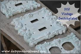 Shabby Chic Light Switch Covers by Best 25 Switch Plate Covers Ideas On Pinterest Light Switch