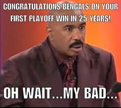 Anti Steelers Memes - 27 best memes of the cincinnati bengals choking against the