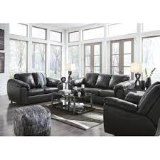 black livingroom furniture leather living room sets you ll wayfair