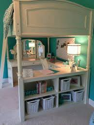 How To Make A Loft Bed With Desk Underneath by Best 25 Loft Bed Desk Ideas On Pinterest Bunk Bed With Desk