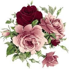 imagenes de rosas vintage 30 rosas vintage para scrap rose png