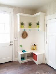 cubby benches foter