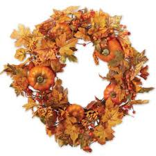 buy faux wreaths from bed bath beyond
