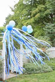 under the sea themed backyard birthday party the celebration society