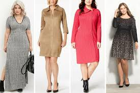 plus sweater dress 16 plus size sweater dresses that ll keep the chill this fall
