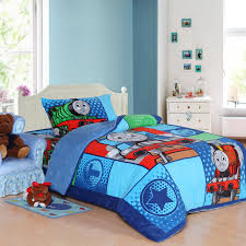 train font thomas font kids cartoon blue bedding twin size children cotton font jpg