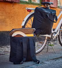 Ikea Luggage Rack You Can Now Buy A Belt Drive Bike Bike Trailer And Accessories
