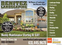 benitez landscaping and construction centereach suffolk county