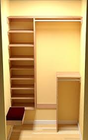 Small Shelf Woodworking Plans by Free Woodworking Plans For A Deep Coat Closet Includes Ample Shoe