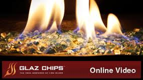 Fire Pit Crystals - fireplace glass crystals glass for fire pits fire glass
