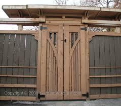 Backyard Gate Ideas Backyard Gate Ideas Photo 6 Design Your Home