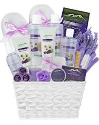 spa gift baskets for women healing spa pering bath and gift basket for