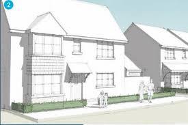 here is what new dawlish housing development will look like