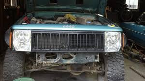 jeep commander black headlights commander headlight conversion attempted write up jeep