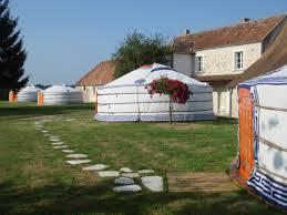 yourte chambre d hote yourte chapelle gauthier la seine et marne location de yourte